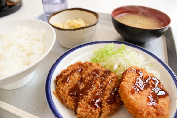 高槻市営バス食堂4