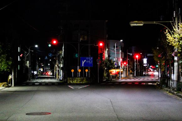 高槻の恐怖スポット『信号機』編・・・