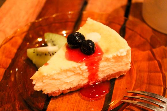 チーズケーキが美味しい!高槻のカフェ『pike』
