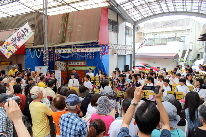 高槻北部のお祭り『第2回山手一番街フェスタ』に行ってきた話。