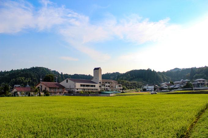 高槻市の北部にある田能に行ってきた話。