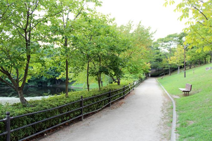 高槻の公園シリーズ『上の池公園』編