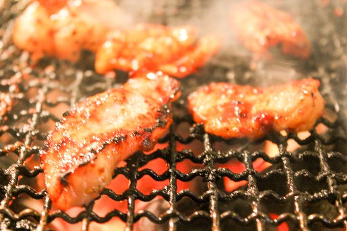 味は一龍、値は三流。高槻にある焼肉屋『馬力ホルモン』