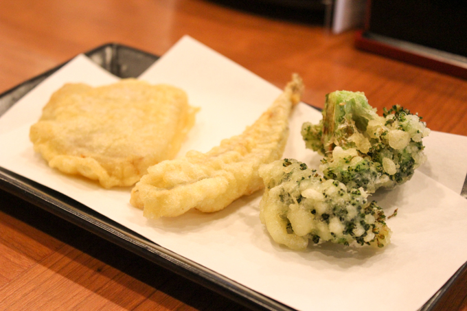 揚げたてが食べられる高槻の天ぷら屋『うましやすし』