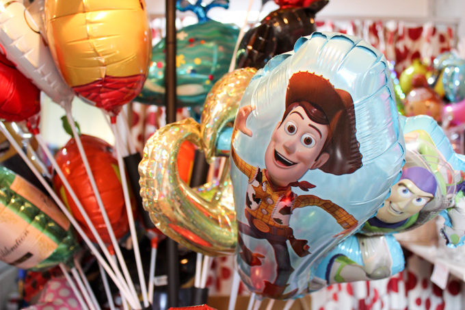 高槻にあるバルーンギフト専門店『balloon & gift daisy』