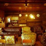 高槻にあるアンティークとカフェのお店『Bench』