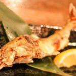 高槻にある海鮮の炉端焼きが美味しいお店『馬力食堂』