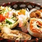 高槻市の塚原にある古民家カフェ『希志庵』で和食ランチ