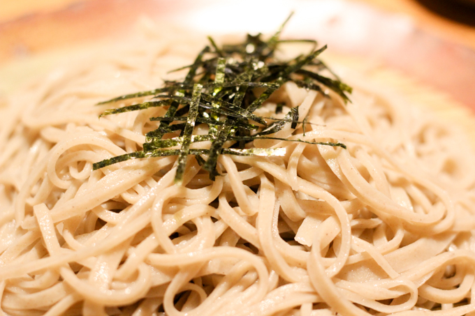 高槻市富田町でお洒落に蕎麦を食べる『尾形』