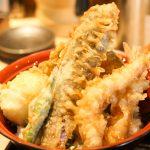 高槻にある天ぷら海鮮のお店『友福』でこだわり天丼を食べる!