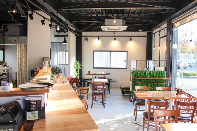 キッズスペース完備!高槻の富田にあるカフェ『Cafe Leafy』