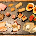 高槻にある燻製専門店『fumo』でちょい呑みディナー。