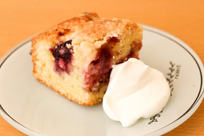 高槻市の安岡寺町にあるケーキが美味しいオシャレカフェ『Clammbon』