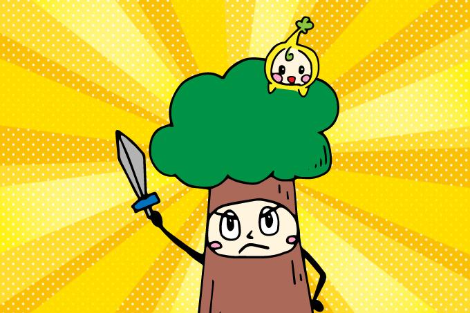 高槻スクランブル・オリジナルキャラクター、つっきー&うー
