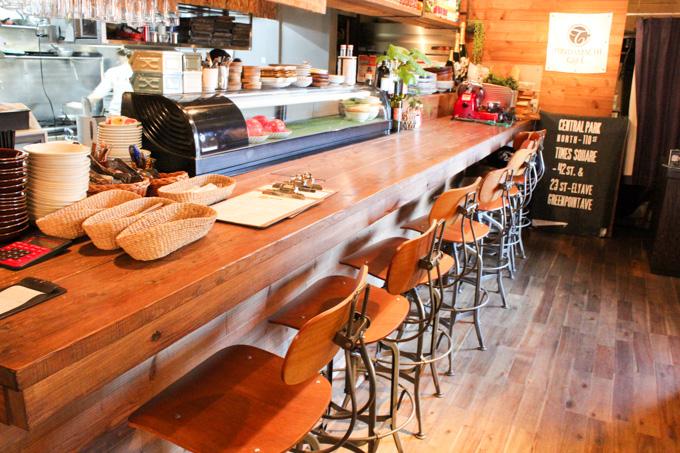 【高槻・富田】居心地の良い飲食店『TONDAMACHI CAFE』でランチ!
