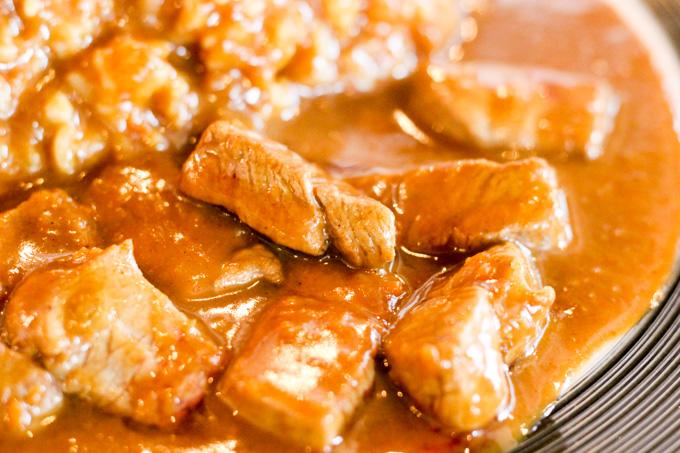 高槻のビストロで食べるプレミアムなフレンチカレー『ル コワン ディスクレ』
