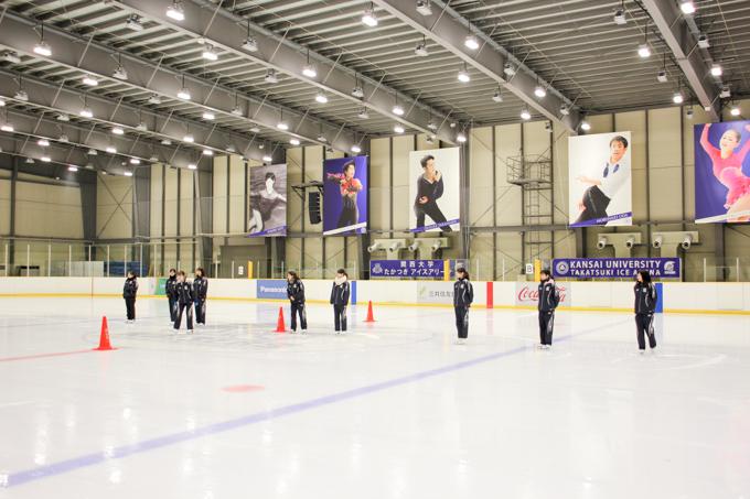 関西 スケート リンク