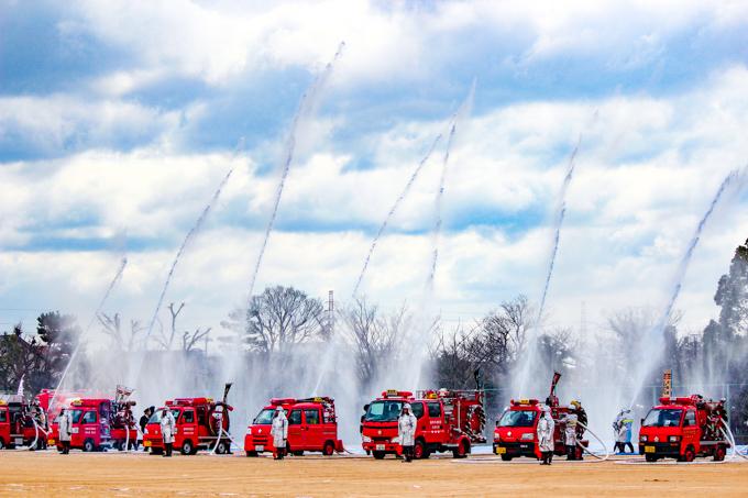 【新春恒例行事】高槻市消防出初式を観覧してきた話。