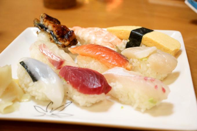 高槻にある昼も夜もお得な老舗お寿司屋さん『若狭屋』