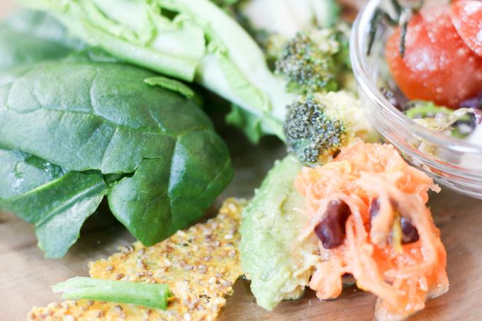 高槻のオーガニックカフェで食べる自然食ランチ『カフェ メゾン ドゥ レ』
