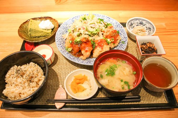 【高槻】富田エリアで食べる美味しい玄米ごはんランチ『すろーらいふBwa(びわ)』