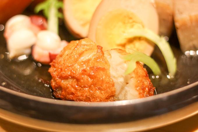 【高槻】芥川商店街で食べる旨味たっぷりの練り天・おでん『山城』