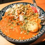 高槻市の芥川商店街で間借り営業。こだわりの食材を美味しく食べる『藤カレー』