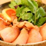 【高槻】美味しいお料理とお酒を楽しむ大人の隠れ家『食堂 椿』