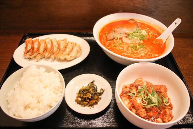 【高槻】創業当時の味を再現!珉来軒(みんらいけん)で食べる中華定食。