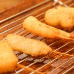 【高槻】アットホームなお店で美味しく食べる串カツ『ヨッすぅい〜ん家』