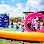 【期間限定】高槻の安満遺跡公園にプール登場!『安満遺跡ウォーターパークwithかんぱい祭り』