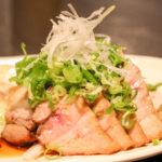 JR高槻駅西口から徒歩1分!隠れ家居酒屋で食べる絶品創作料理『朱李(あかり)』