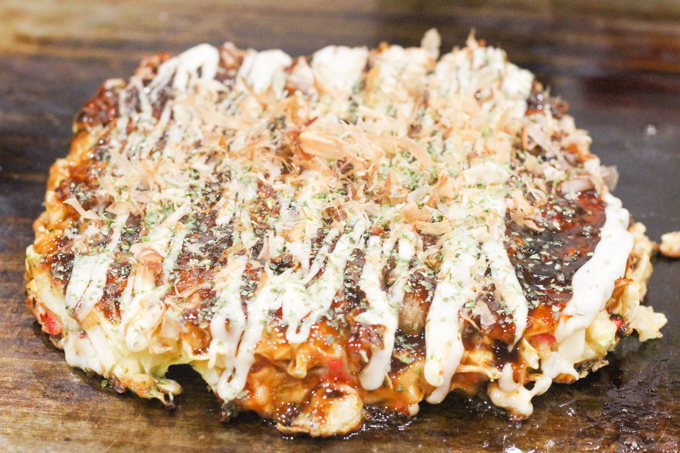 【高槻市】美味しいお好み焼き・鉄板焼きが充実『お好みの焼き っぽい』