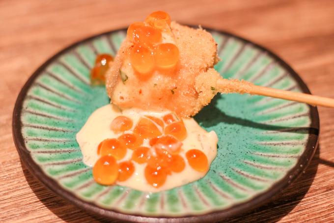 阪急高槻市駅からすぐ!美味しい創作串あげが食べられるお店『草馬(そうま)』