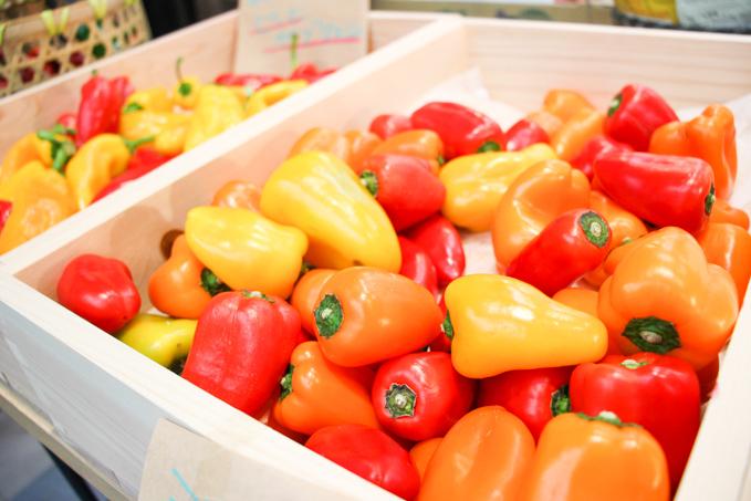 【絶品パスタあり】芥川商店街で高知県の新鮮野菜と特産品を販売『ひなた高槻店』