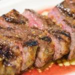 【高槻】高タンパク低カロリーの美味しい牧草牛が楽しめるお店『URGEステーキ』