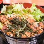 阪急高槻市駅からすぐの場所にある炭火焼き居酒屋『鳥とん』で食べるお得なランチ