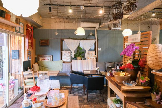 高槻市の富田エリアにあるカフェ兼レンタルスペース『Cafe Flants(フランツ)』