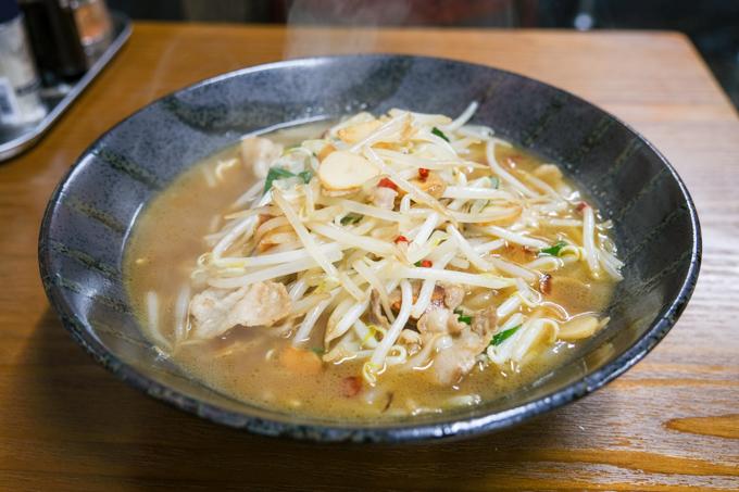 【高槻市】がっつりニンニクが美味しいヘトコンラーメン『一福(いっぷく)』