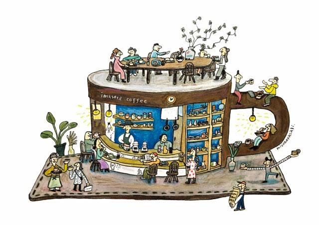 イマソラ珈琲のイメージ写真