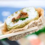 高槻市寿町にある寿司・料理屋さん『味よし』で絶品おぼろいなりをテイクアウト!